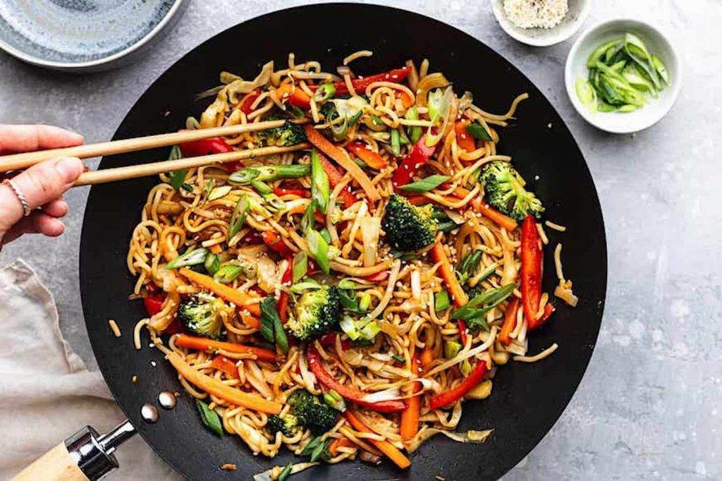 Chinese Traditional Cuisine for Vegan